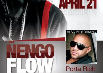 Nengo Flow Show