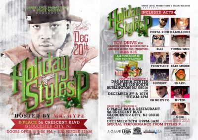Styles P Show